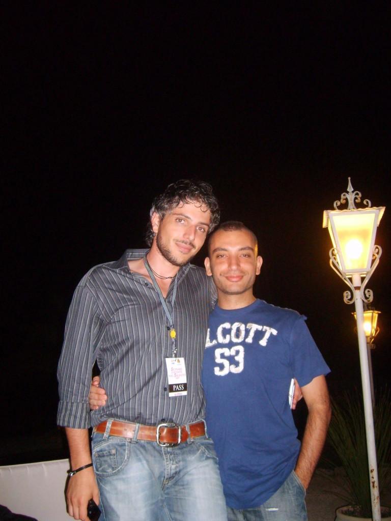 Foto con Marco Ciotti