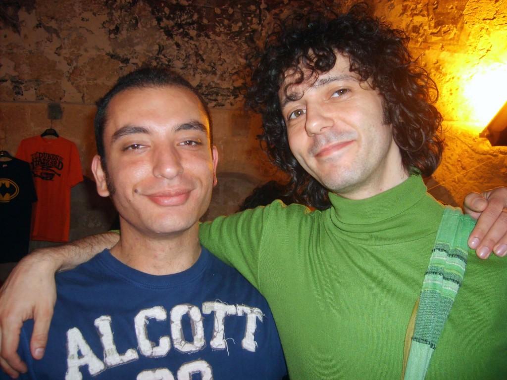 Foto con Mirko Fabbreschi