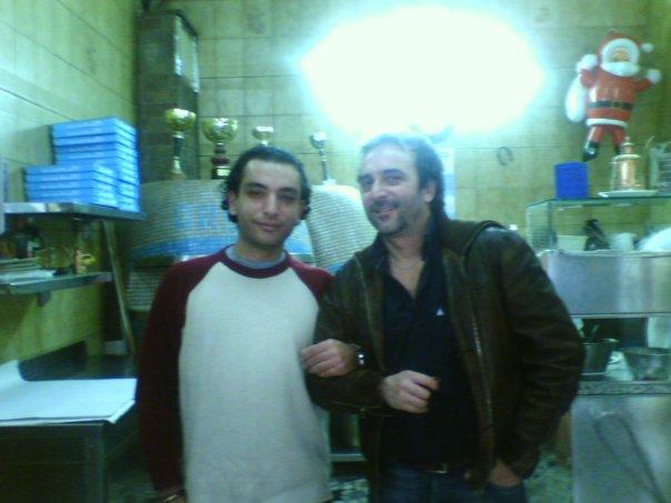 Foto con Tony Tammaro